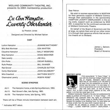 Lu Ann Hampton Laverty Oberlander