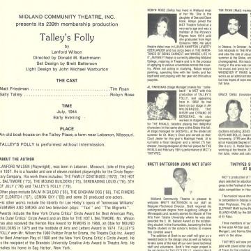 Talley's Folly