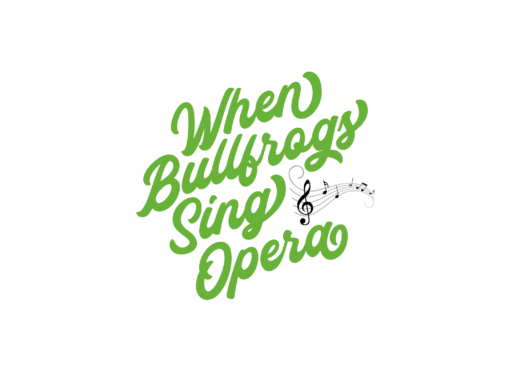 when bullfrogs sing opera